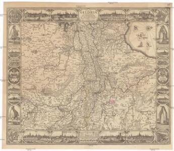 Ducatus Geldriae nec non comitatus Zutphaniae cum adjacentibus regionibus