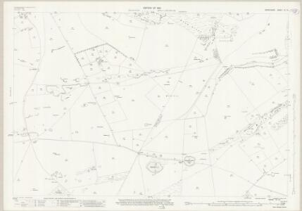 Derbyshire IX.12 (includes: Bradwell; Castleton; Peak Forest) - 25 Inch Map