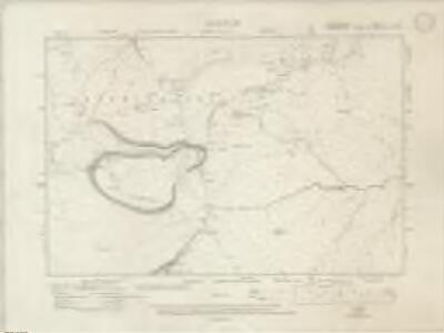 Westmorland I.SE - OS Six-Inch Map