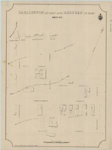 Darlington & Redfern, Sheet 25, 2nd ed. 1892