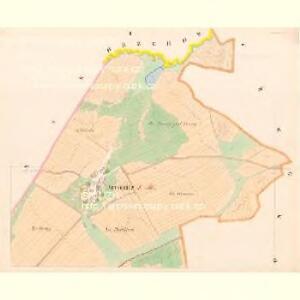 Jaronitz - c2772-1-001 - Kaiserpflichtexemplar der Landkarten des stabilen Katasters