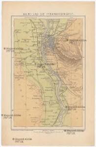 Kairo und die Pyramidenfelder