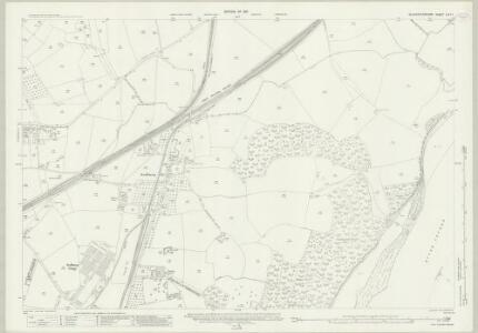 Gloucestershire LIV.11 (includes: Aust; Oldbury upon Severn; Tidenham) - 25 Inch Map