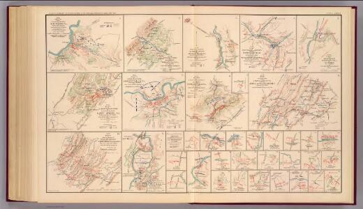 Milford, Brock's Gap, Moorefield, New Creek, etc.