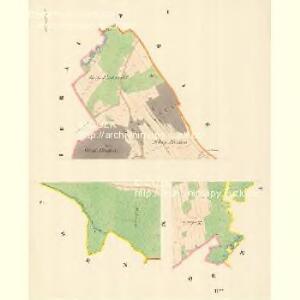 Schönwald - m3073-1-001 - Kaiserpflichtexemplar der Landkarten des stabilen Katasters