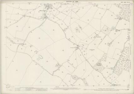 Kent XLIV.14 (includes: Lenham; Otterden) - 25 Inch Map