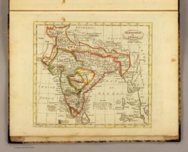 Hindoostan or India.