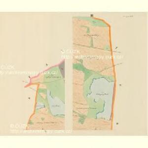 Dunagitz - c1608-1-003 - Kaiserpflichtexemplar der Landkarten des stabilen Katasters