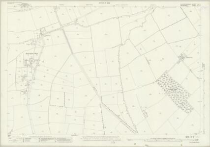 Wiltshire VI.9 (includes: Hannington; Highworth; Kempsford) - 25 Inch Map