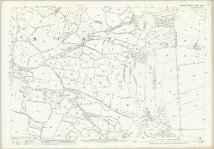 Gloucestershire XXVII.1 (includes: Cheltenham; Prestbury; Southam) - 25 Inch Map