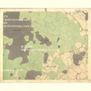 Heuraffel - c6182-1-007 - Kaiserpflichtexemplar der Landkarten des stabilen Katasters