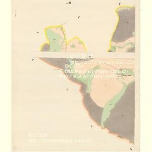 Prabsch - c8779-1-008 - Kaiserpflichtexemplar der Landkarten des stabilen Katasters
