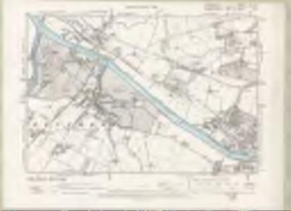 Lanarkshire Sheet V.NE - OS 6 Inch map
