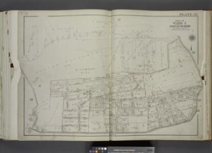 Part of Ward 3. [Map bound by London Road, Meisner    Ave, Rockland Ave (Egbert), Richmond Road, Church St, Old Mill Road, Richmond    Hill Road]