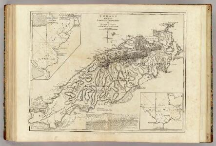 Tobago from actual surveys and observations.