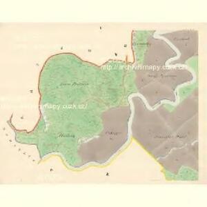 Strassnitz - m2902-1-005 - Kaiserpflichtexemplar der Landkarten des stabilen Katasters