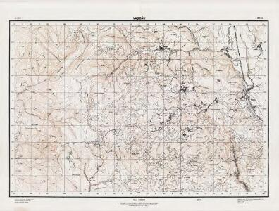 Lambert-Cholesky sheet 2366 (Vaşcău)