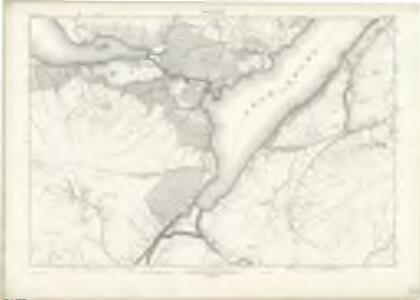 Inverness-shire - Mainland Sheet CXXVI - OS 6 Inch map