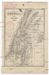 Palästina zur Zeit Jesu Christi und der Apostel