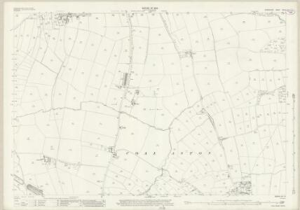 Derbyshire XII.13 (includes: Dronfield; Eckington; Sheffield) - 25 Inch Map