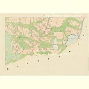 Langendörflas - c1151-1-005 - Kaiserpflichtexemplar der Landkarten des stabilen Katasters