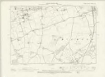 Essex LXXXIV.NW - OS Six-Inch Map