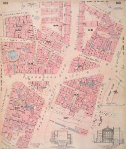 Insurance Plan of London Vol. VIII: sheet 193