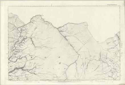 Yorkshire XLVIII - OS Six-Inch Map