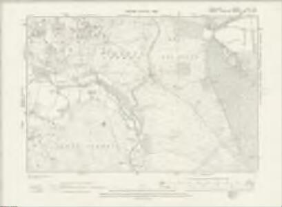 Hampshire & Isle of Wight LXX.NW - OS Six-Inch Map