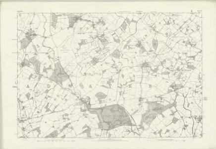 Hertfordshire XX - OS Six-Inch Map