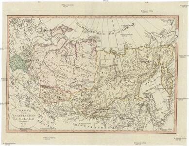 CHARTE vom ASIATISCHEN RUSSLAND