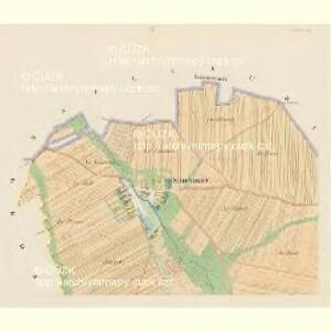 Strachowitz - c7374-1-001 - Kaiserpflichtexemplar der Landkarten des stabilen Katasters