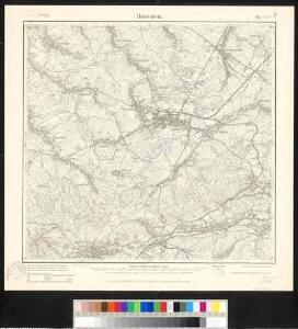 Meßtischblatt 95.(3005a) : Hohenstein, 1914