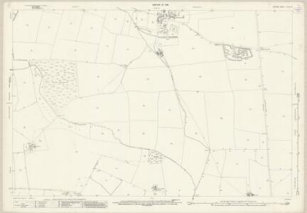 Durham XLVIII.14 (includes: Denton; Gainford; Headlam; High Coniscliffe; Killerby; Piercebridge; Summerhouse) - 25 Inch Map
