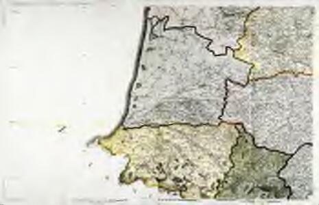 Carte de la France, no. 14