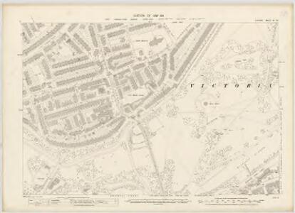 London VII.29 - OS London Town Plan