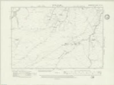 Denbighshire XVII.NE - OS Six-Inch Map
