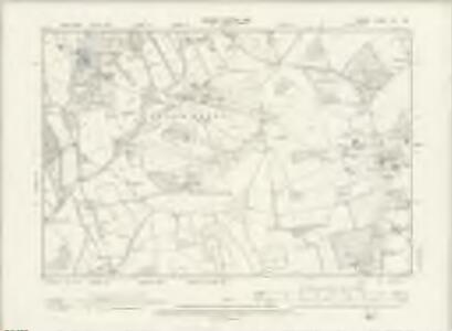 Surrey XIX.SW - OS Six-Inch Map
