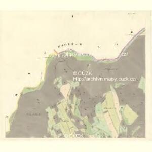 Sponau (Spalow) - m2820-1-001 - Kaiserpflichtexemplar der Landkarten des stabilen Katasters