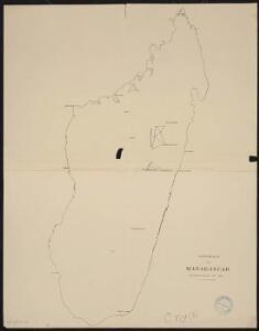 Géodésie de Madagascar. Triangulation de 1899