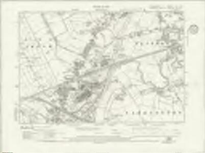 Lancashire CX.NW - OS Six-Inch Map