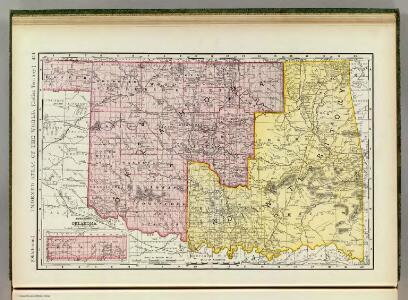 Indian Territory, Oklahoma.