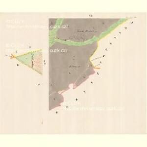 Gross Augezd - m3340-1-007 - Kaiserpflichtexemplar der Landkarten des stabilen Katasters