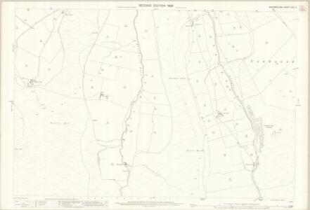 Westmorland XXIX.9 (includes: Orton; Tebay) - 25 Inch Map