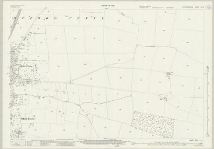 Huntingdonshire XXII.9 (includes: Godmanchester; Offord Cluny; Offord Darcy) - 25 Inch Map