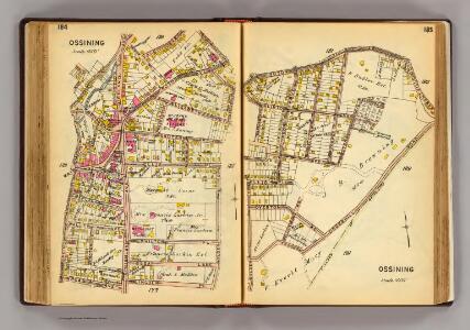 184-185 Ossining.