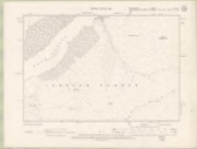 Perth and Clackmannan Sheet XVI. SE - OS 6 Inch map