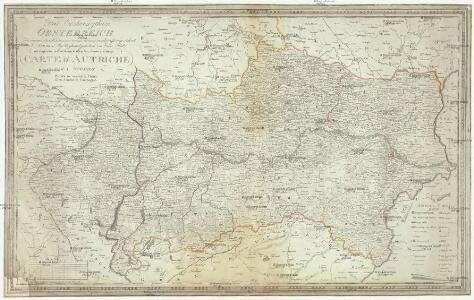 Das Erzherzogthum Oesterreich