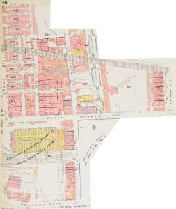 Insurance Plan of the City of Liverpool Vol. III: sheet 46-1