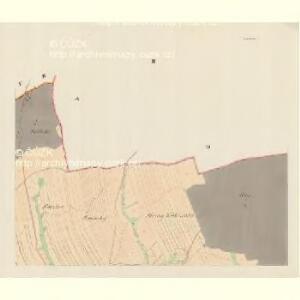 Branek (Branky) - m0204-1-002 - Kaiserpflichtexemplar der Landkarten des stabilen Katasters